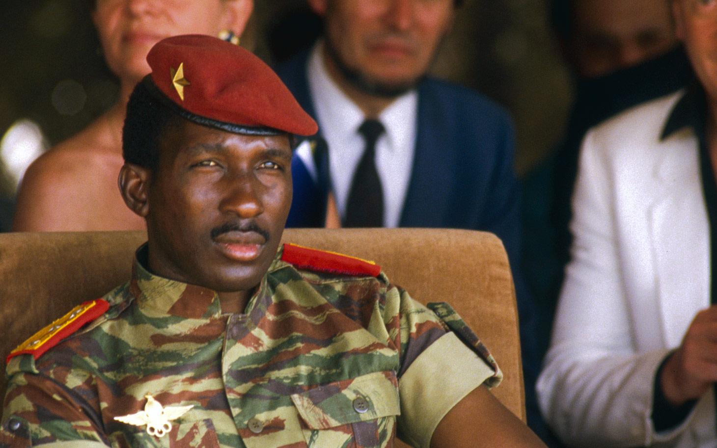 """Assassinat de Thomas Sankara: """"Ceux qui gouvernent aujourd'hui sont bien plus coupables que ces pantins qui ont ouvert le feu"""" Yacouba Zida"""