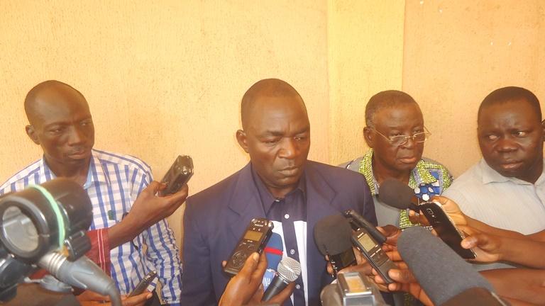 le Mouvement des Patriotes pour la Cohésion Nationale charge Basolma Bazié