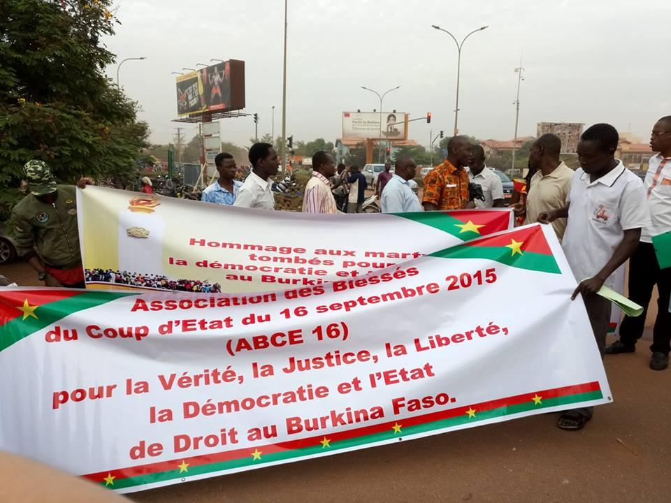 Reprise du procès du putsch manqué: Réné Bagoro est à la fois juge et partit