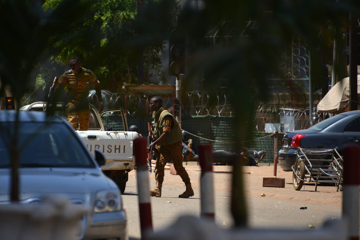 Ouagadougou: une simulation d'attaque terroriste prévue ce mardi 16 octobre