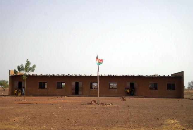 Gon-Boussougou : Un génie dans une école