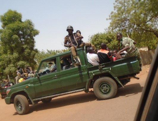 Fada N'gourma: un forestier tué ce jeudi matin
