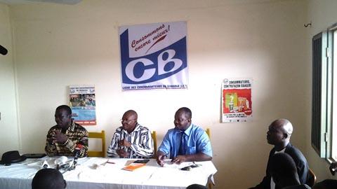 """Électricité au Burkina :""""Pour la LCB, l'heure n'est plus aux explications mais plutôt aux actions concrètes"""" ."""