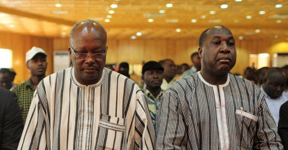 Burkina: Le président Kaboré échangera jeudi avec l'opposition politique