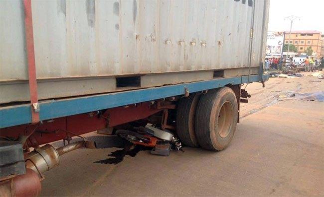 Circulation des poids lourds à Ouaga: Les mesures du Procureur Général