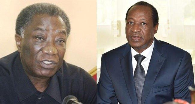 Politique: Léonce Koné écrit à Blaise Compaoré et souhaite se retirer du CDP