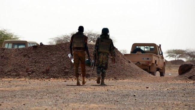 Bam: 10 hommes armés neutraliser et 03 aux arrêts.