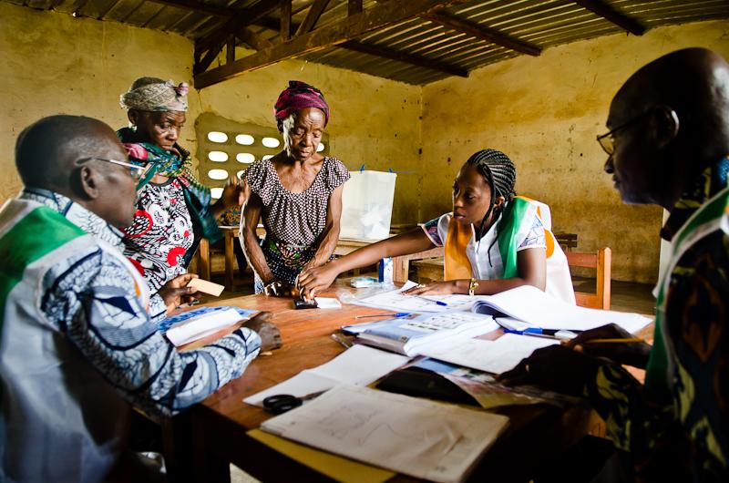 Côte d'Ivoire: Le RHDP en tête des élections locales