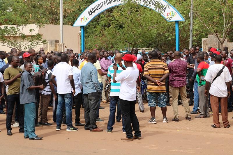 Rencontre entre le médiateur du Faso et la coordination des Syndicats du Ministère de l'économie: la rencontre a accouché d'une souris.