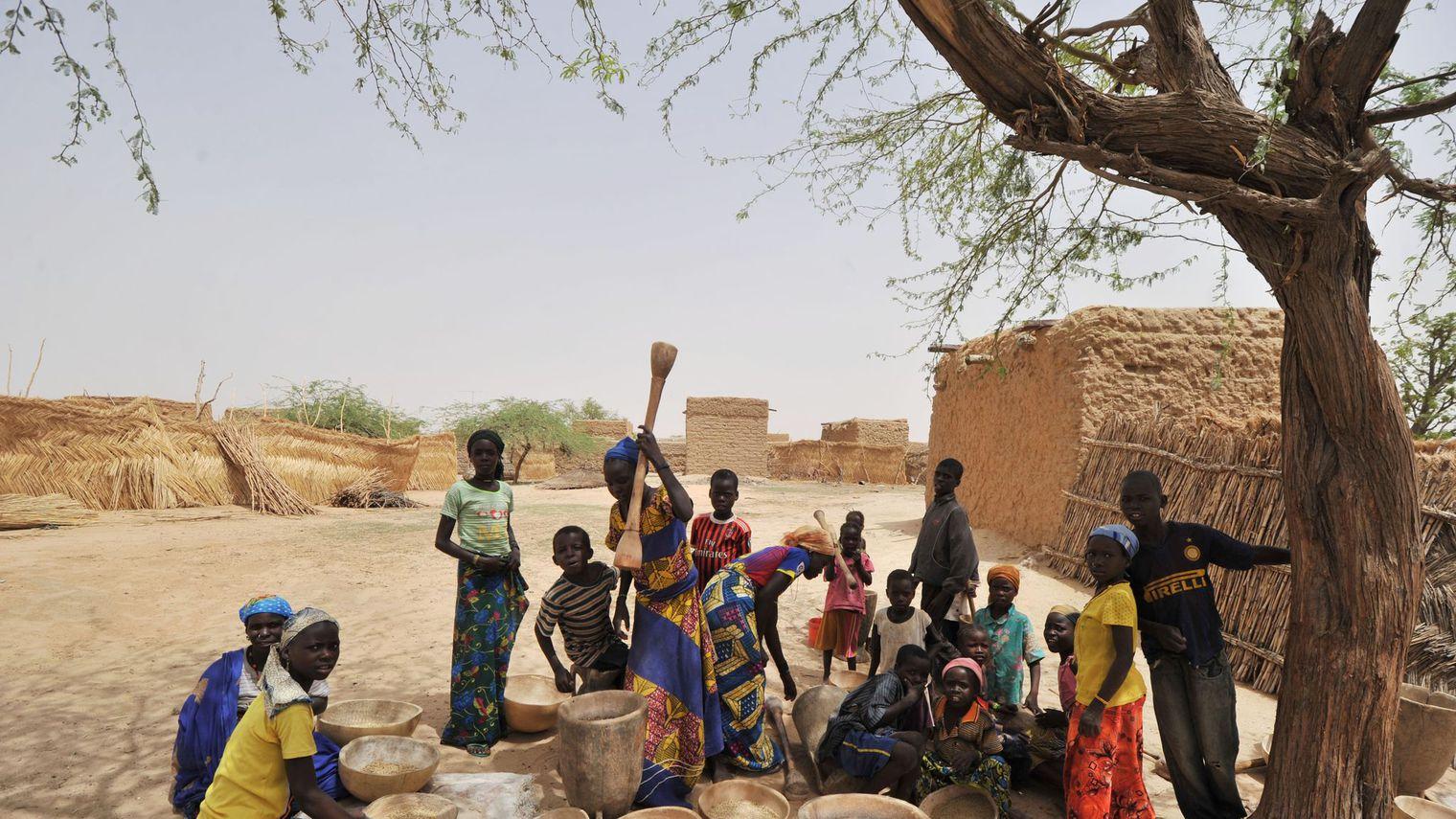 Burkina : 101 personnes tuées en juillet