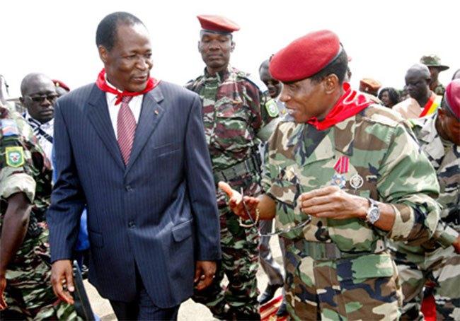 Affaire Bolloré : «Blaise Compaoré avait envoyé le général Diédjéré auprès de Dadis »