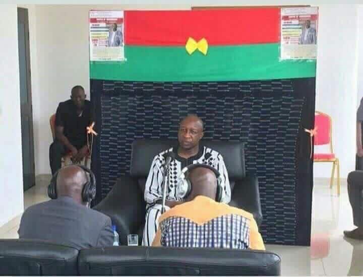 Burkina Faso – Affaire du drapeau au nœud: la réaction de Lengha Fils