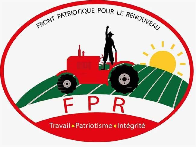 Politique: Les activités du FPR suspendues pour trois mois