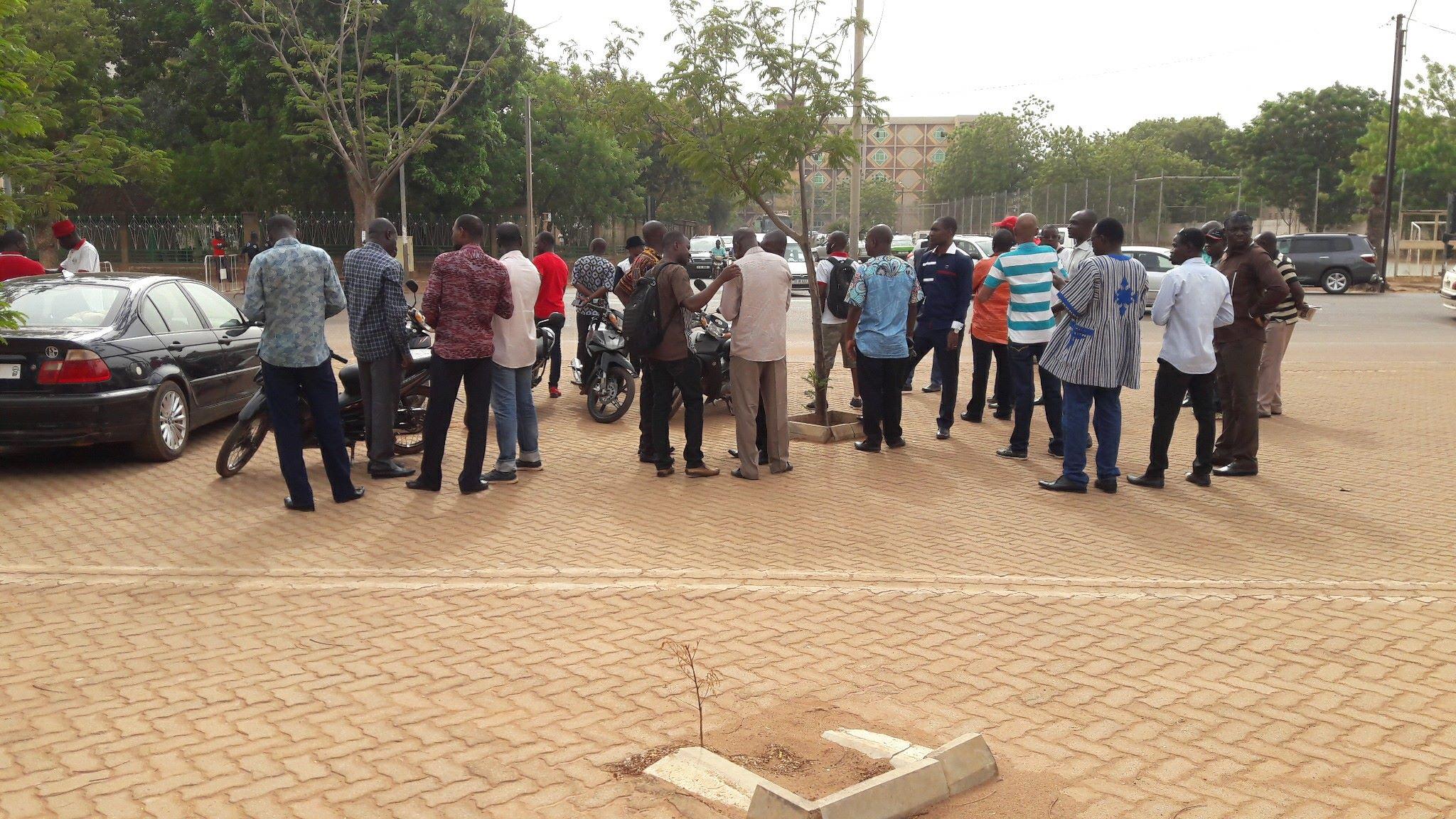 Burkina : Le syndicat des Finances veut remobiliser ses troupes