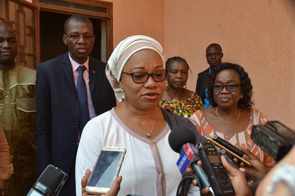 Journée nationale de lutte contre la pratique de l'excision: le message de Madame la ministre de la femme, de la solidarité nationale et de la famille