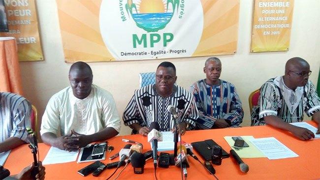 Burkina: La majorité politique estime que Zéphirin Diabré joue au  »caméléon » pour accéder au pouvoir