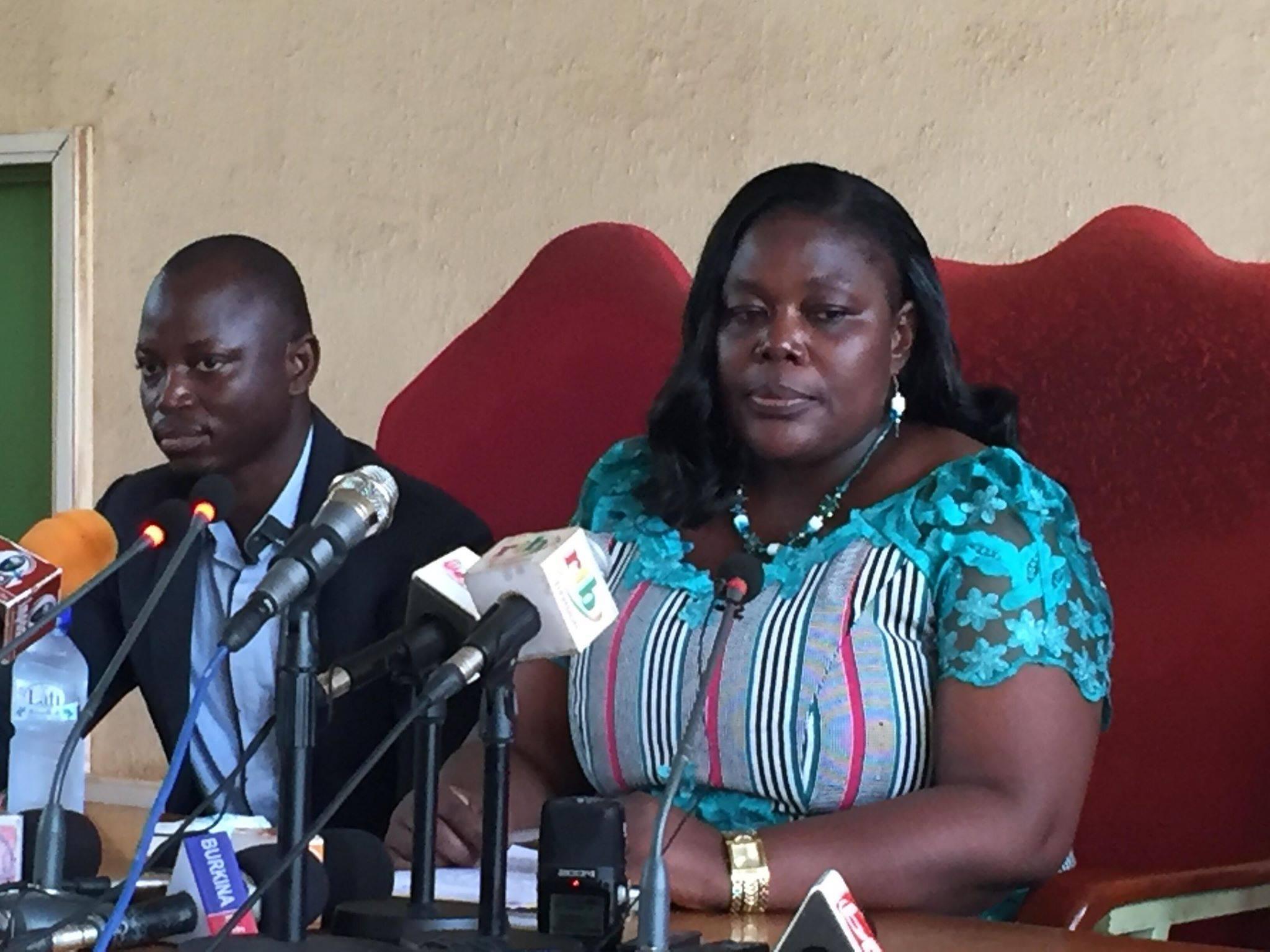 Justice: la procureure du Faso,Maïza Sérémé, dépose sa démission
