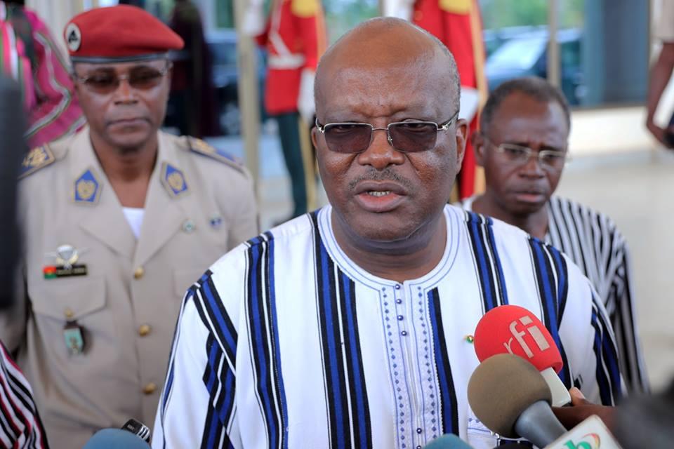 Conseil Supérieur de la Défense nationale : « Nous avons décidé de prendre le taureau par les cornes », selon Roch Marc Christian Kaboré