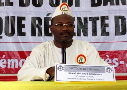 "Attaque de DABLO: ""Le terrorisme échouera"" Eddie KOMBOIGO"