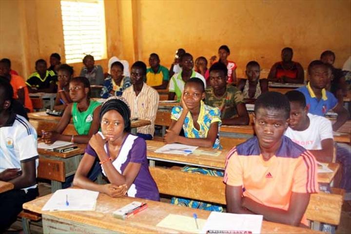 Burkina: Le plus jeune candidat au Bac 2019 âgé de 14 ans