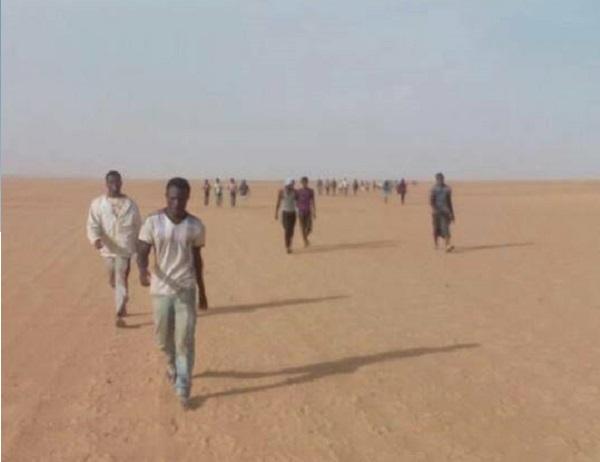 Immigration: L'Algérie accusée d'avoir «abandonné dans le désert» plus de 13 000 migrants