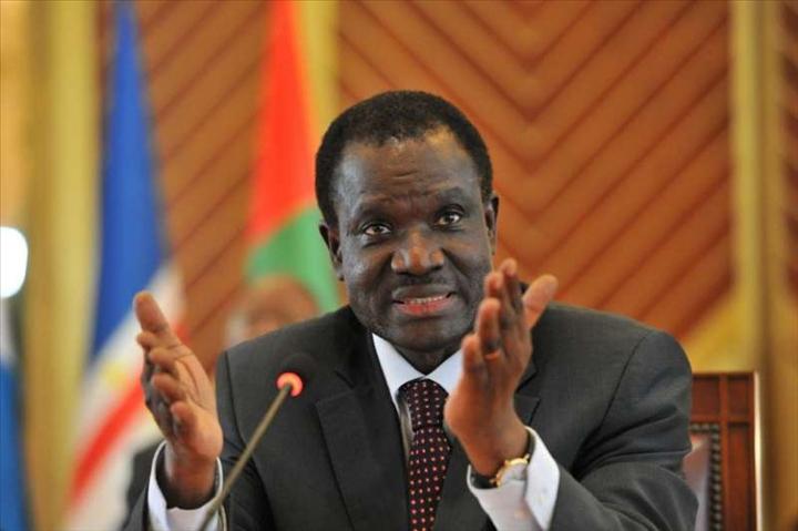 Burkina/présidentielle 2020 : Kadré Désiré Ouédraogo annonce sa candidature