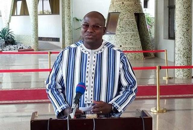 Affaire Kanazoe-gate: le ministre des infrastructures nie toute implication