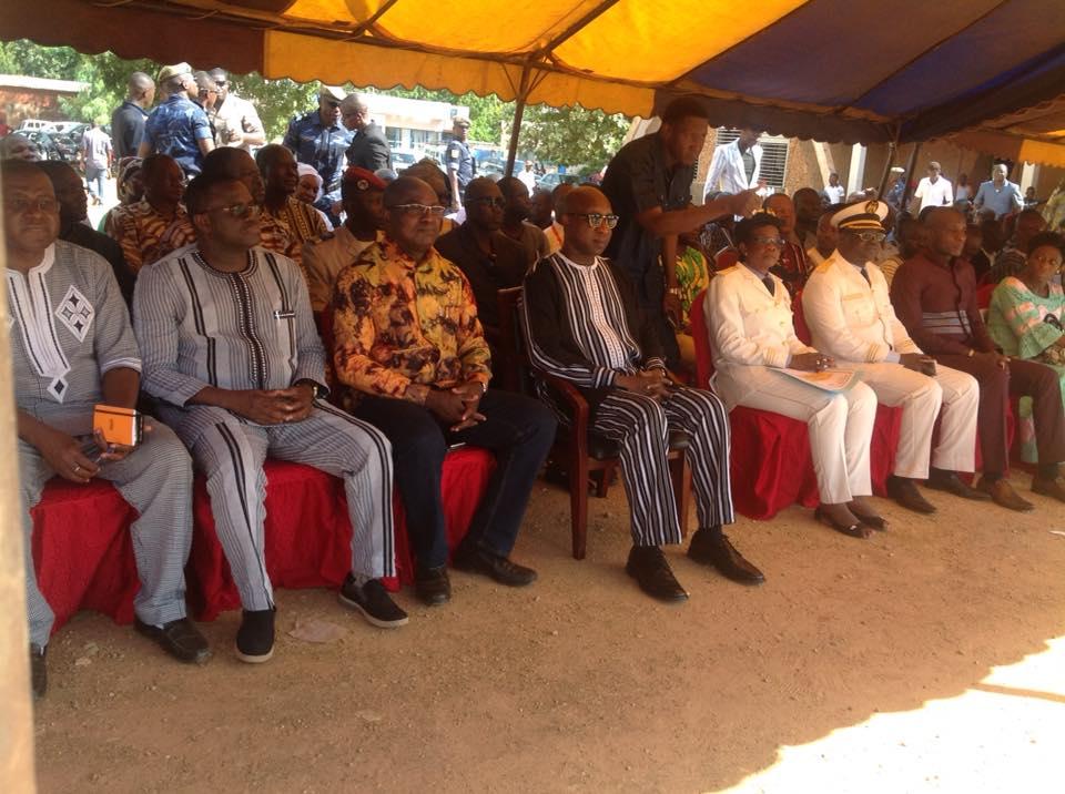 Burkina: la route Banfora-Niangoloko-frontière de Côte-d'Ivoire rehabilitée