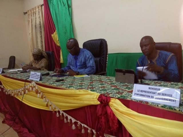 Communication gouvernementale : le porte-parole du gouvernement, Remis Rulgance Dandjinou, échange à bâton rompu avec les journalistes de Bobo-Dioulasso