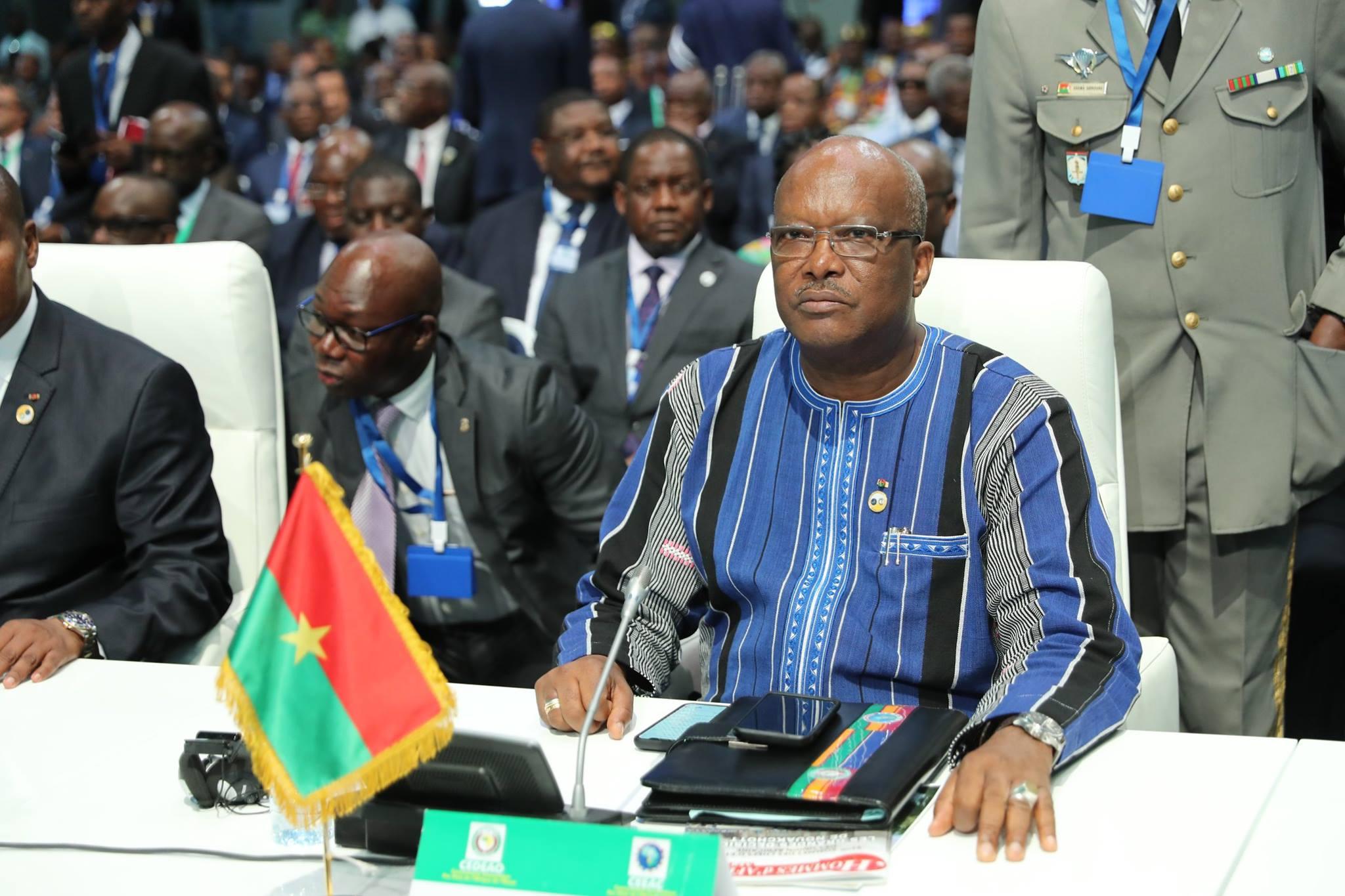 Sommet conjoint CEDEAO-CEEAC : Les chefs d'Etats réfléchissent à des solutions communes pour venir à bout du terrorisme et de l'extrémisme violent.