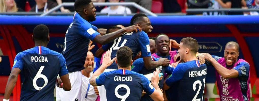 La France bat la Croatie en finale (4-2) et est Championne du monde!