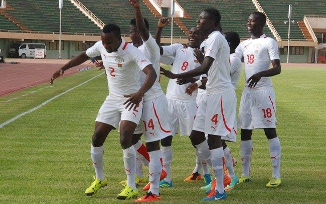 Éliminatoire CAN U20 : Le Burkina Faso bat le Gabon par 3 buts à 1 en