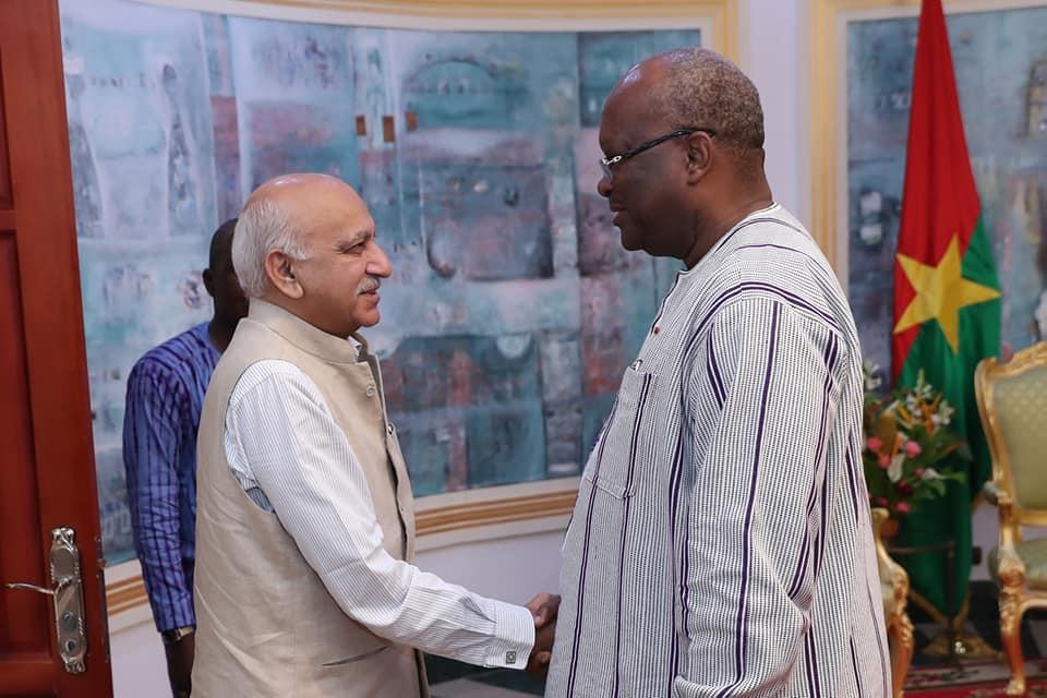 Diplomatie: L'Inde annonce la construction d'un Palais des Congrès à Ouagadougou