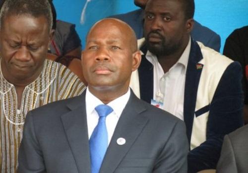 le courrier confidentiel traduit en justice par Inoussa Kanazoé