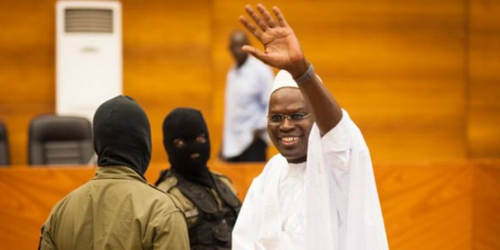 Sénégal: l'ancien maire de Dakar Khalifa Sall gracié et libéré