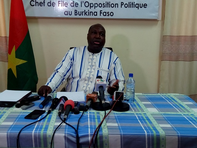 Politique: pour l'opposition le MPP inaugure des projets initiés par le régime Compaoré