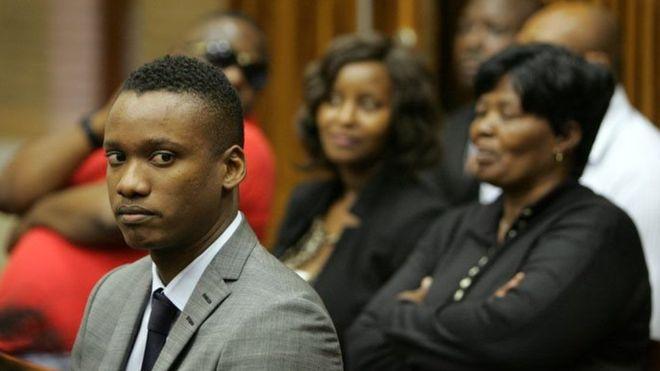 Duduzane, le fils de Zuma, inculpé pour un double homicide