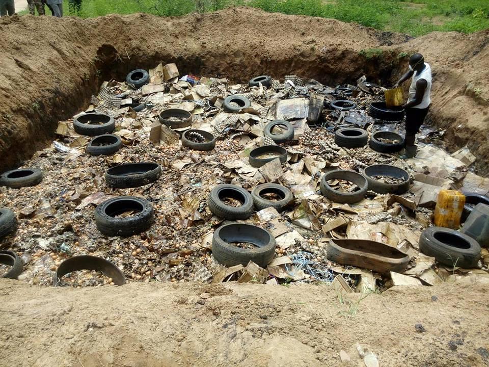Pô : incinération de 150 mille œufs impropres à la consommation