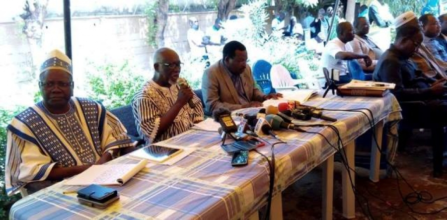 Modification Du Code Électoral: Déclaration des Députés de L'Opposition
