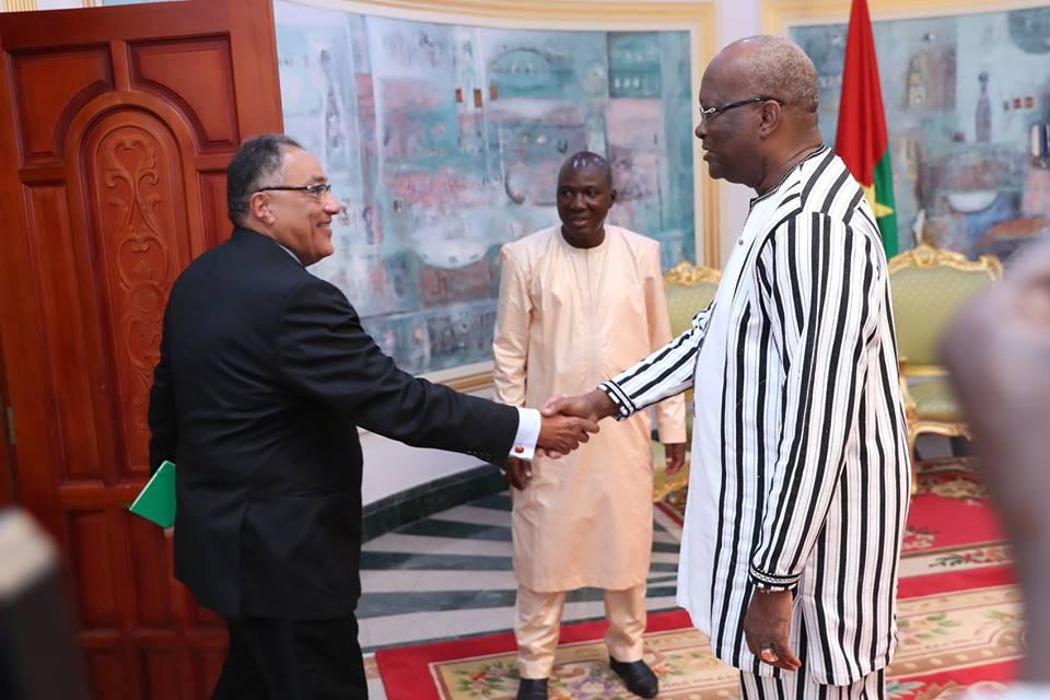 La Banque mondiale passe en revue l'état de sa coopération avec le Burkina.