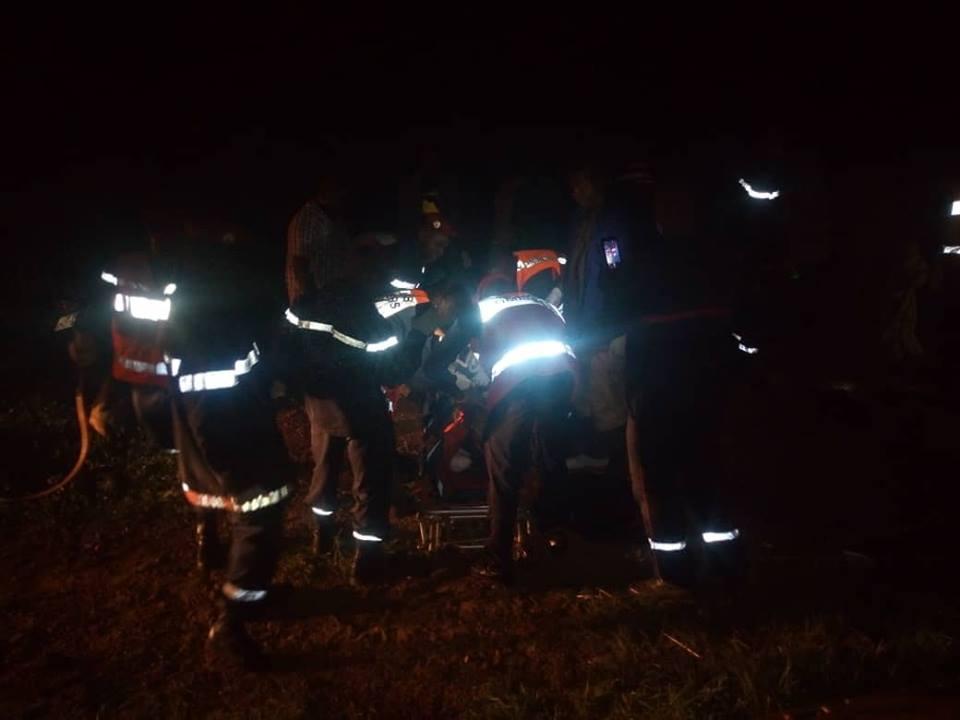 Circulation: un accident fait 06 victimes à l'entrée de Nagreongo