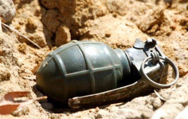 Sécurité: Une grenade retrouvée chez le voisin de la famille du Président Roch