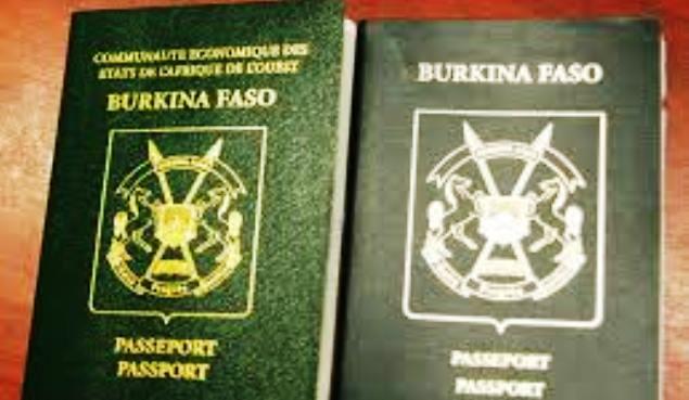 Burkina Faso: La délivrance du passeport ordinaire désormais limitée