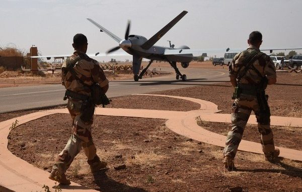 Lutte contre le terrorisme: La CIA va lancer des attaques de drones contre des jihadistes en Libye depuis le Niger