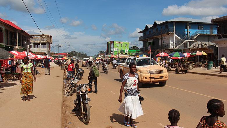 Liberia: 60 millions dollars destinés à la Banque centrale disparaissent