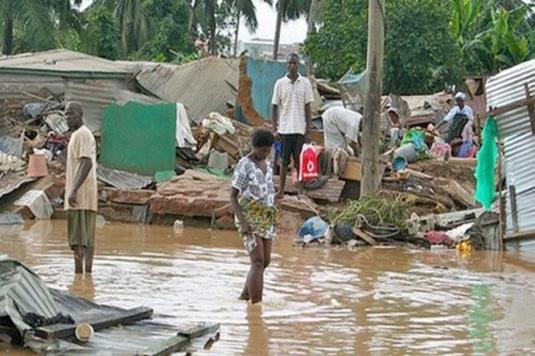 Ghana : 28 morts après des pluies torrentielles