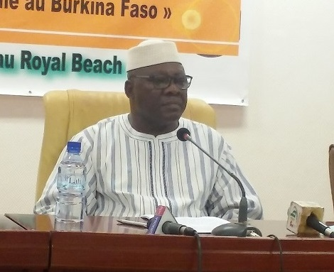 Burkina/ Coronavirus: Le Ministre des Mines et des Carrières, Monsieur Oumarou IDANI positif au Coronavirus