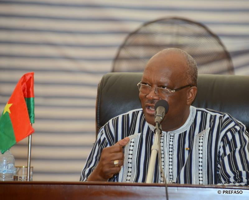 Koudougou: Le chef de l'Etat promet la réouverture de l'usine Faso Fani en 2019