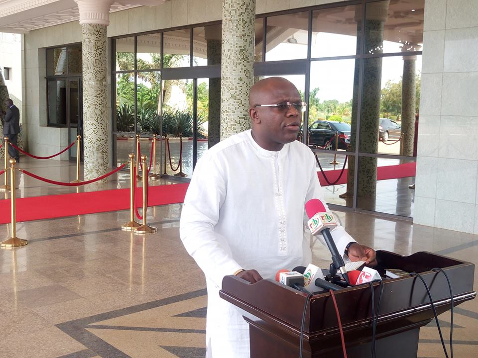 Diplomatie: 14 citoyens rapatriés au Burkina Faso