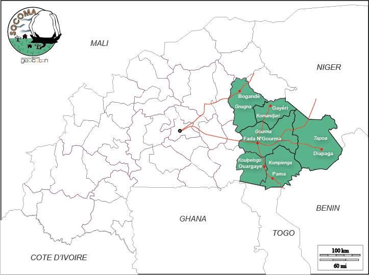 Burkina Faso : couvre-feu prorogé de 03 mois dans la région de l'Est.